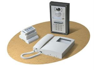 Picture for category Intercoms & Keypads