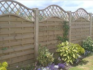 Picture for category Wooden Fencing